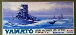 Microace Big Battleship 1/250 Battleship Yamato Fast Shipping DHL or FedEx - $177.86