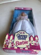 1994 Special Edition Country Bride Barbie Nrfb - $24.74