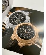 Bvlgari Diagono Watch Catalogue 2016 - $13.78