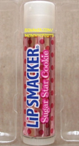 Lip Smacker Sugar Star Cookie Lip Gloss Lip Balm Chap Stick Makeup Lip Care - $3.25