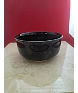 Royal Norfolk Black Soup / Cereal Bowl - Small Chip - $9.99
