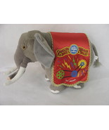 Ringling Bros Barnum and Bailey 141st Edition Circus Elephant Stuffed Plush - $32.66