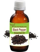 Bangota Black Pepper Piper nigrum Pure Natural Essential Oil 5ml to 250ml - $13.40+
