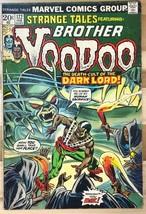 STRANGE TALES #172 Brother Voodoo (1974) Marvel Comics VG+ - $12.86