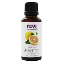 NOW Foods Grapefruit Oil, Citrus Paradisi 100% Pure and Natural - 1 Ounces - $11.39