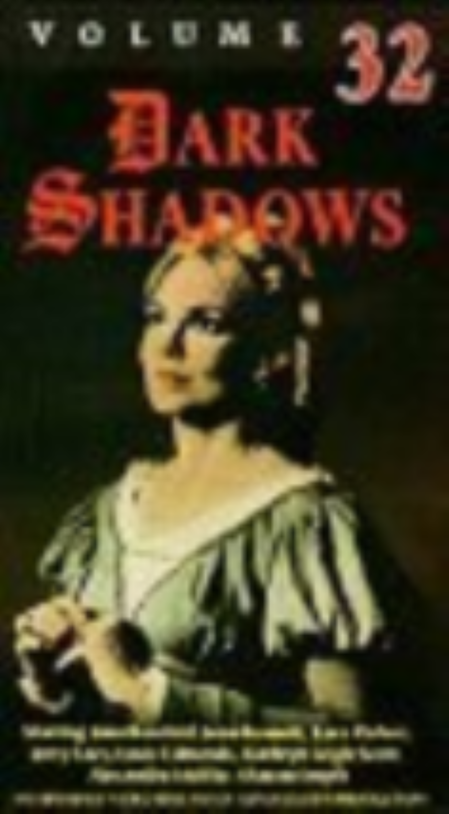 Dark Shadows Vol 32 Vhs