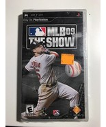 MLB 09 The Show For Sony Playstation Portable PSP - $8.79