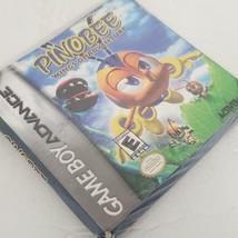 Pinobee Wings of Adventure Nintendo Game Boy Advance 2001 New Sealed Cru... - $38.20