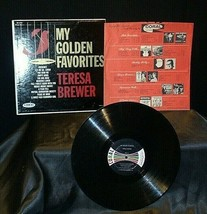 Teresa Brewer – My Golden Favorites AA20-RC2100 Vintage image 2