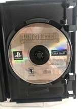 Gunfighter: The Legend of Jesse James (Sony PlayStation 1, 2001) PS1 Disc Tested - $6.34