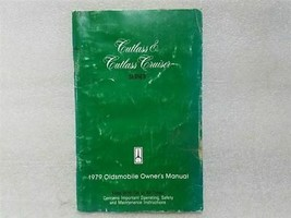 OLDS CUTLASS   1979 Owners Manual 14871 - $17.77