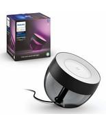 Philips Hue IRIS Lamp Table Smart Black LED Bluetooth Light White Colo - $354.28