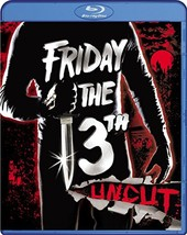 Friday the 13th Uncut [Blu-ray] (1980)