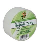 Duck Brand All Weather Indoor/Outdoor Repair Tape, Clear, 1.88-Inch x 10... - $12.99