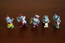 Kinder Surprise Egg Set Happy Hippo Company 1994 not complete - $5.99