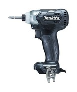 Makita Rechargeable Impact Driver 10.8V Black Body Only TD111DZB - $164.02