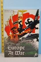 Europe At War Historical Series Jedko Games 1985 NOS SHRINK - $128.70