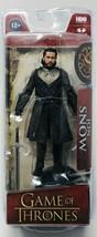 """McFarlane Toys Game of Thrones Jon Snow 6"""" Action Figure Toy Season Seve... - $18.99"""