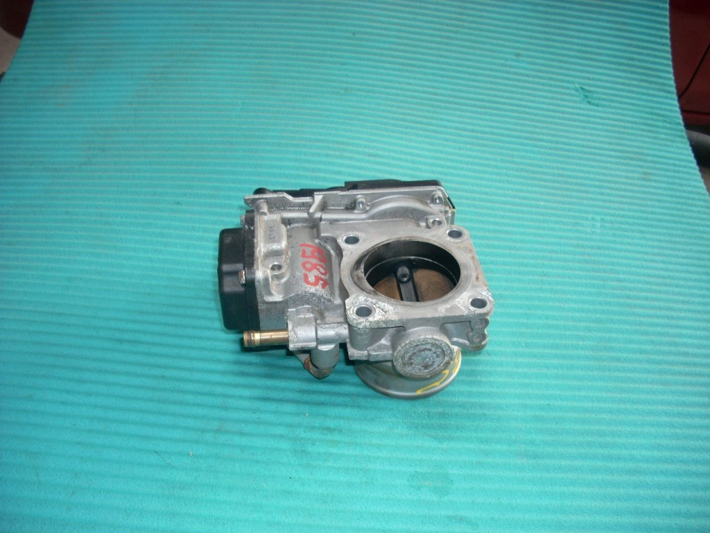 2015 20016 HONDA FIT THROTTLE BODY GENUINE OEM