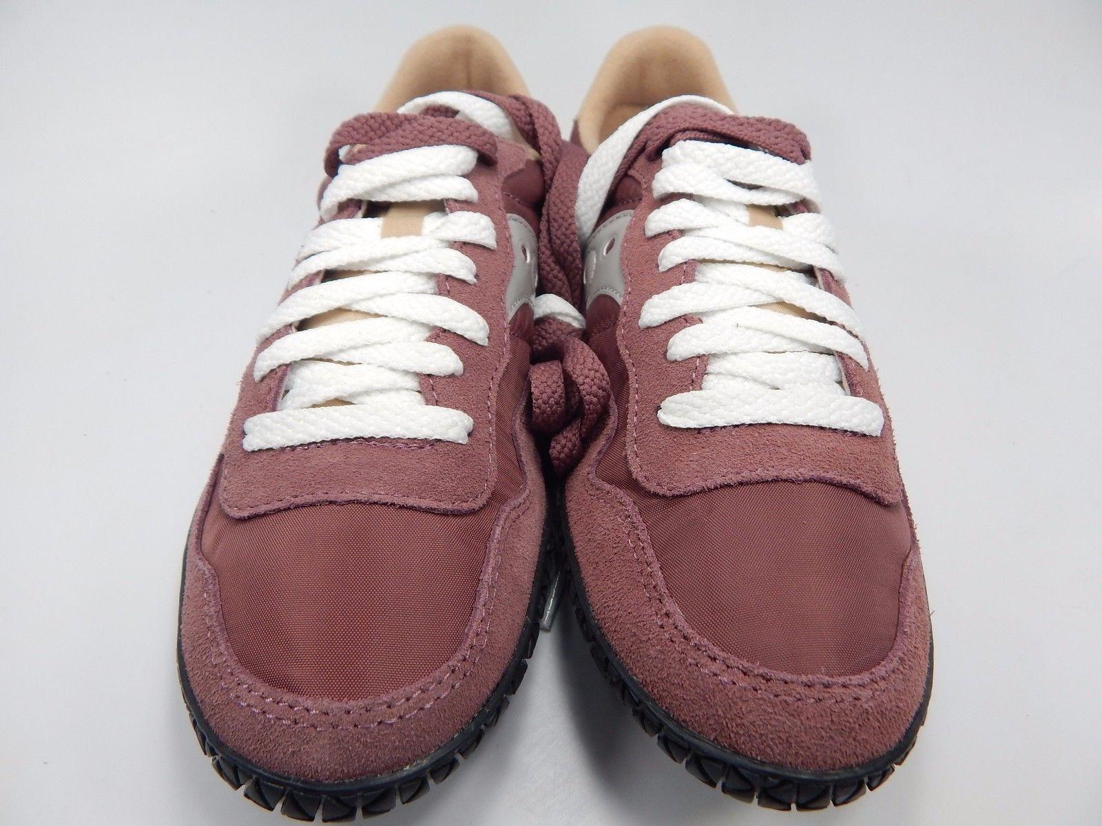 Saucony Original Bullet Women's Running Shoes Sz 7 M (B) EU 38 Maroon S1943-167