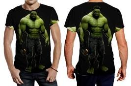 hulk full black and green poster Tee Men's - $22.99