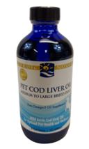 Nordic Naturals Pet Cod Liver Oil Optimal Pet Health and Wellness 8oz. E... - $17.81