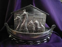 Godinger Silver Plate Noah's Ark Bank - $24.00