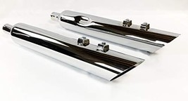 """Motorcycle Exhaust HD (Touring Models) Slip On Mufflers 4.00"""" Dia X 30.0... - $305.91"""