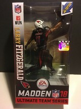 Larry Fitzgerald : McFarlane Toys NFL Madden 18 Ultimate Team  CARDINALS - $24.65