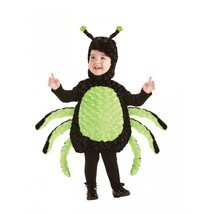 Underwraps Spider Belly Babies Insect Infant Toddler Halloween Costume 2... - $24.99