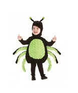 Underwraps Spider Belly Babies Insect Infant Toddler Halloween Costume 2... - €21,25 EUR