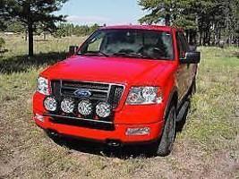 KC HiLiTES 7421 Black Front Light Bar 2004 2005 Ford F-150 4WD - $229.99
