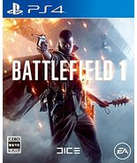 ?PS4? Battlefield 1 Hellfighter Japanese Ver. [video game] - $58.55