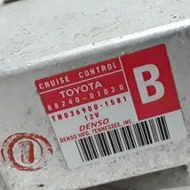 03 04 05 06 Pontiac Vibe FWD GT Toyota Matrix cruise control module 88240-01020  - $59.39