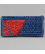 USAF AIR FORCE FSS DELTA AIRLINES BLUE LOGO HOOK & LOOP EMBROIDERED JACK... - $18.99