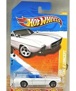 2011 Hot Wheels #14 New Models 14/50 '63 FORD MUSTANG II CONCEPT White V... - $9.75