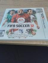 Nintendo 3DS FIFA Soccer 12 image 1