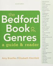 The Bedford Book of Genres: A Guide and Reader [Paperback] Braziller, Am... - $57.75