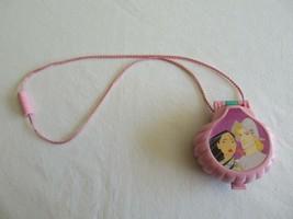 DISNEY Pocahontas Vintage Once Upon a Time Locket Compact Mattel No Figures - $12.99