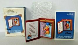 2003 Hallmark Keepsake Disney Winnie The Pooh Little Rain Cloud Book Orn... - $24.99