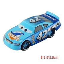 "Disney Pixar Cars 2 ""42 Dinoco"" Diecast Vehicle Kids Toys  - $8.69"