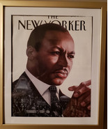 The New Yorker January 16, 2017 Issue Featuring Martin Luther King Jr Fr... - $24.99