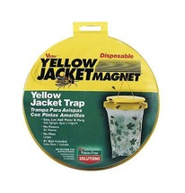 (2 Pack) Victor Poison-Free Yellow Jacket Magnet Disposable Trap Model: ... - $14.80