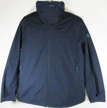 TIMBERLAND A1RZG-433 MT.CRESCENT MEN'S NAVY WATERPROOF HOODED JACKET - $89.99