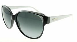 Carrera Margot Black & White / Gray Gradient Sunglasses 2L4PT - $97.51