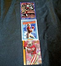 San Francisco 49er's Jerry Rice #80 Football Trading Cards AA-191805 Vintage Co image 6