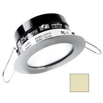 i2Systems Apeiron PRO A503 - 3W Spring Mount Light - Round - Warm White - Brushe - $116.00