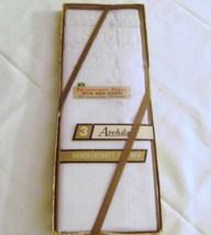 Vintage Boxed Men Handkerchiefs by Archdale - $12.00