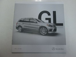 2015 Mercedes Benz GL-Class Sales Brochure Manual FACTORY OEM DEALERSHIP - $10.39