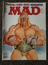 Vintage Mad Magazine July 1986 - $7.39
